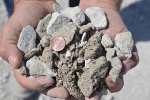 Harrod Crushed Stone Base